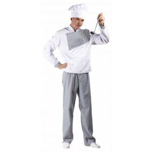 """Костюм """"Пекарь-2"""" c брюками и колпаком"""