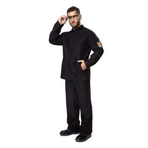 "Костюм металлурга ""Жаропрочный"" 100% хлопок с брюками"