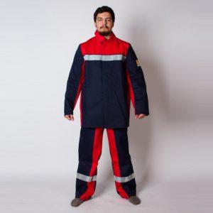 """Костюм сварщика """"Арсенал"""" / """"Арсенал-1"""" 100% хлопок с полукомбинезоном / с брюками"""