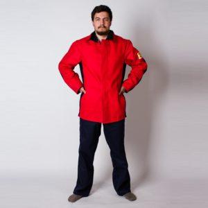 "Костюм сварщика ""Фаэтон Велдшилд"" 100% хлопок с брюками"