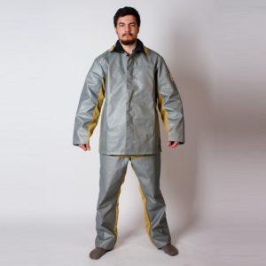 Костюм сварщика из арамидной ткани с брюками