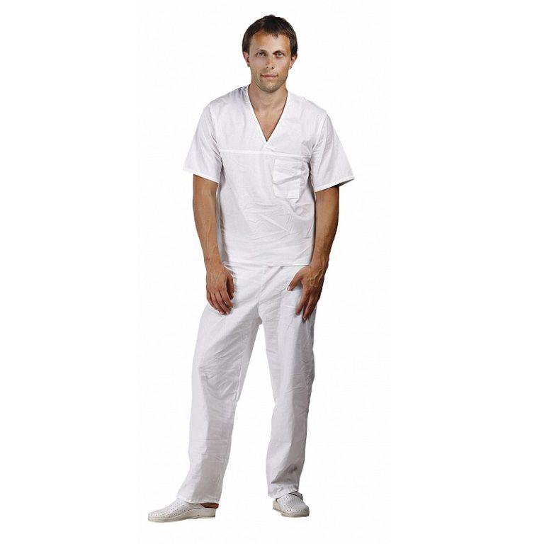 "Костюм хирурга ""Модель-85"" 100% хлопок с брюками"