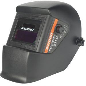 Маска сварщика Patriot 351D