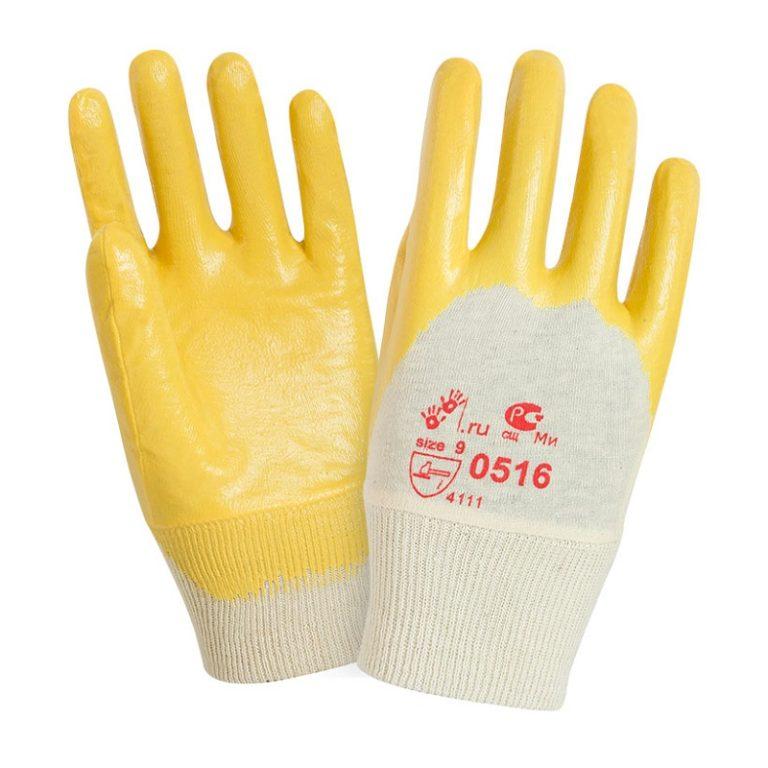"""Нитриловые перчатки с легким покрытием """"TZ-9 Light"""""""