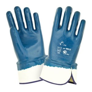 """Нитриловые перчатки с тяжелым покрытием """"TZ-22"""""""