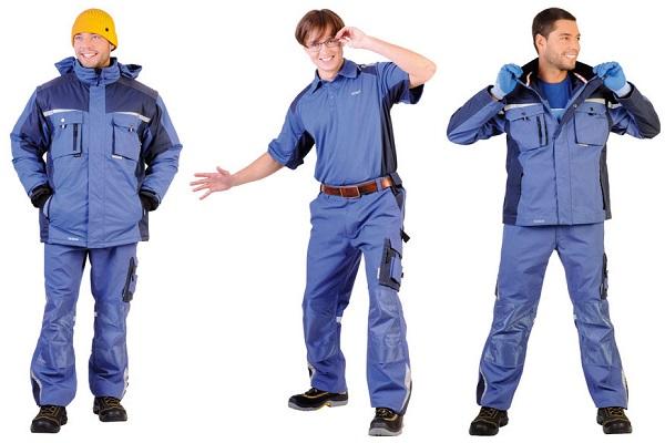 Основные требования, предъявляемые к рабочей спецодежде