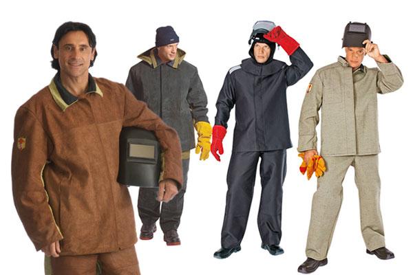 Особенности спецодежды для защиты от повышенных температур