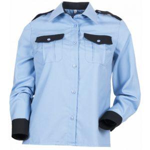 """Рубашка женская """"Модель-108"""" (с длинным рукавом)"""