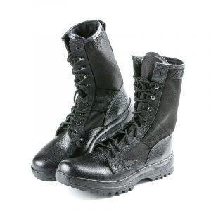 Ботинки с высоким берцем «Беркут» (кожа-корд) - 6.