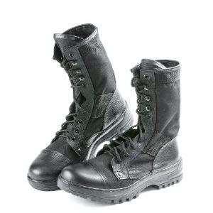 Ботинки с высоким берцем «Беркут» (кожа-кор) - 5.