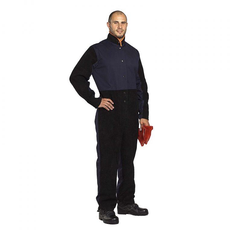 Комбинезон ( костюм) пескоструйщика «Комфорт СЗ» 100% хб - 2.