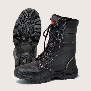 Ботинки с высоким берцем «Омон-Скорпион» ПУ/Нитрил (иск. мех) - 11.