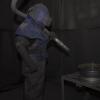 Шлем для пескоструйных работ Вектор - 4.