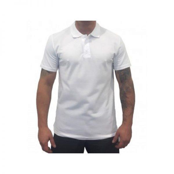 Рубашка поло мужская 210 г/м² - 2.