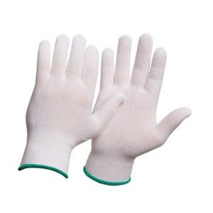 """Нейлоновые перчатки """"GW"""" без ПВХ - 3."""