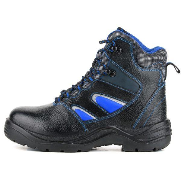 Ботинки кожаные «Стандарт Плюс» ПУ-Нитрил с ПК (шерстин) - 2.