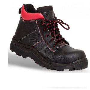 """Ботинки рабочие кожаные """"Марс"""" ПУ/Нитрил КП 200 Дж - 4."""
