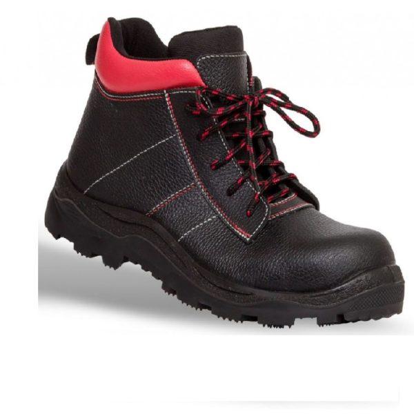 """Ботинки рабочие кожаные """"Марс"""" ПУ/Нитрил КП 200 Дж - 2."""
