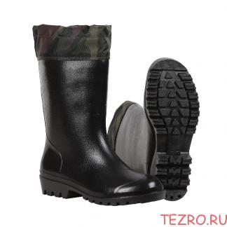 Сапоги мужские «Модель-020» ПВХ утепленные - 6.