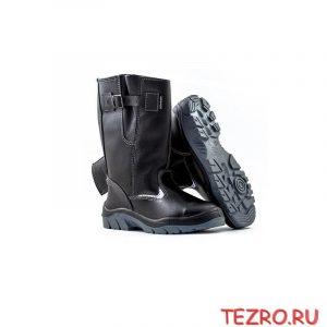 "Сапоги утеплённые ""Хром"" ПУ/ТПУ - 11."
