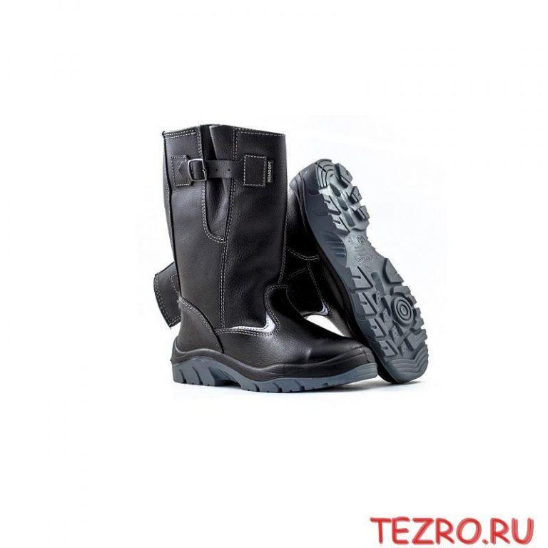 "Сапоги утеплённые ""Хром"" ПУ/ТПУ - 2."